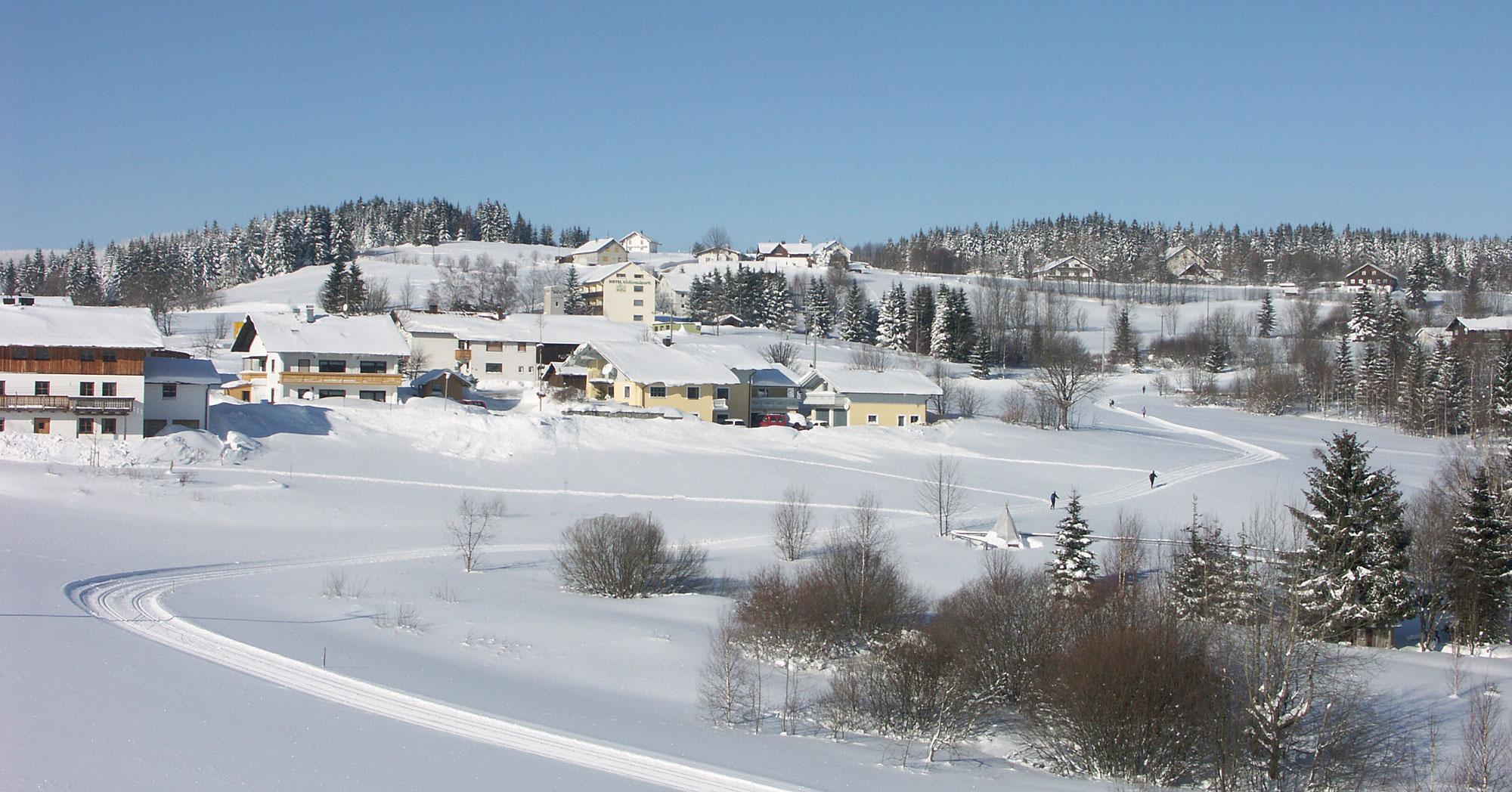 Freizeit am Nationalpark Bayerischer Wald
